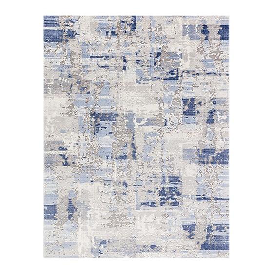 Angora Halı Massimo 8534F Mavi - Gri