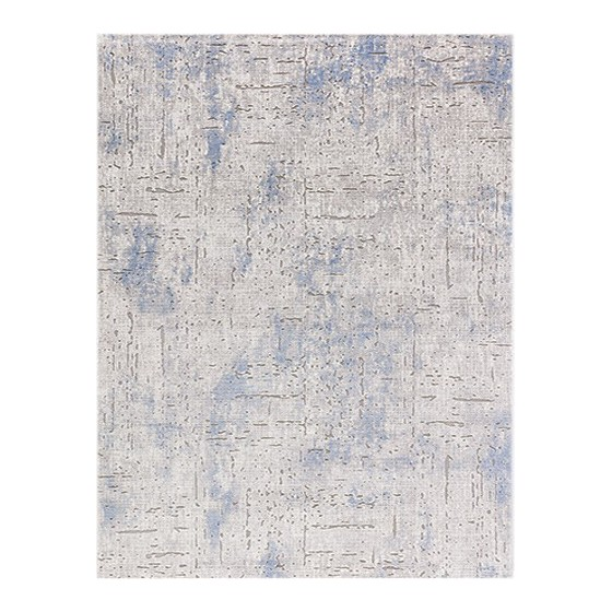 Angora Halı Massimo 8547F Mavi - Gri